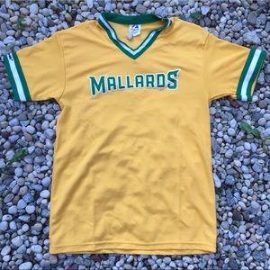 Madison Mallards Minor League Baseball Jersey
